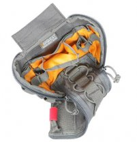 VANQUEST FATPack (First Aid Trauma Pack) SVART 13X20CM