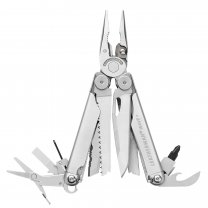 Multiverktyg-Leatherman wave plus stål